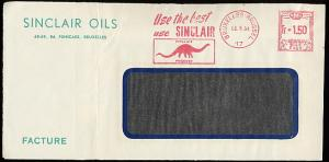 Sinclair Postage Meter from Belgium