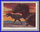 T. rex error, missing color