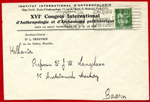 XVI Congress Service Cover
